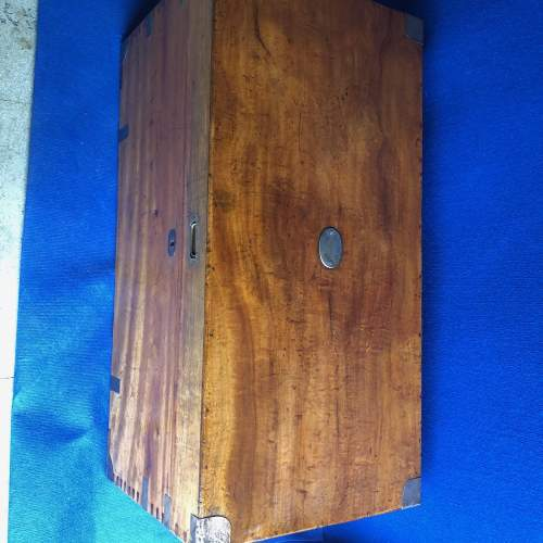 Camphor Wood Military Chest image-4