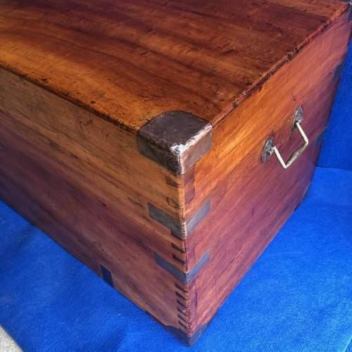 Camphor Wood Military Chest image-5