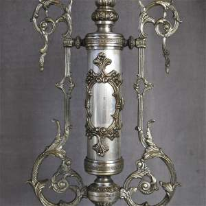 Large 19th Century French Lamp