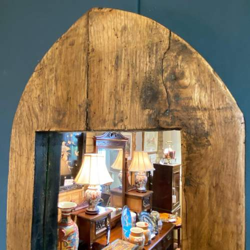 Rustic Arched Mirror image-4