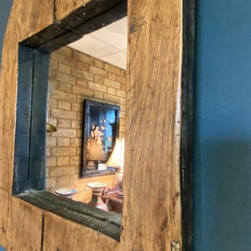 Rustic Arched Mirror image-5