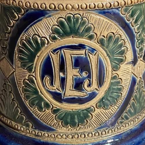 Fulham Pottery Storage Jar image-2