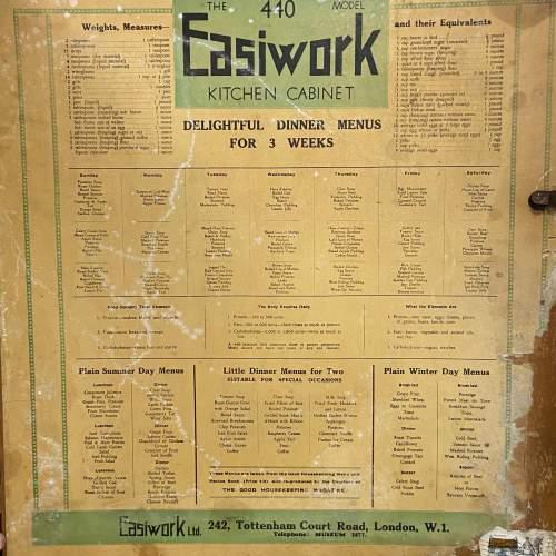 Retro Easiwork Kitchen Cabinet image-6