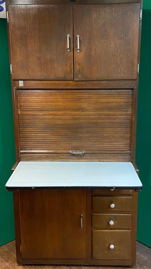 Retro Easiwork Kitchen Cabinet image-5