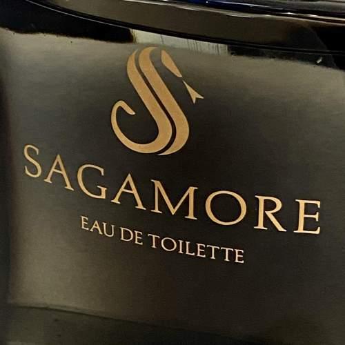 Large Lancôme Sagamore Eau de Toilette Factice image-3