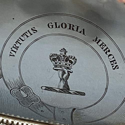 Large 19th Century Silver Plated Meat Cover and Tray image-6