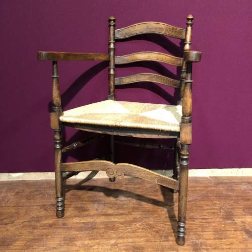 19th Century Country Chair image-1