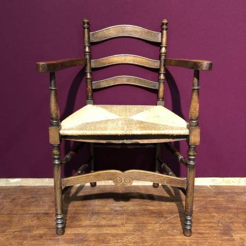 19th Century Country Chair image-2