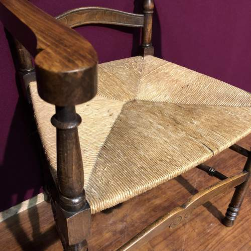 19th Century Country Chair image-3