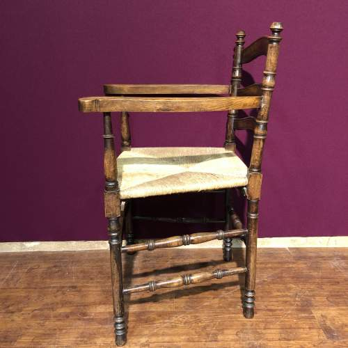 19th Century Country Chair image-5