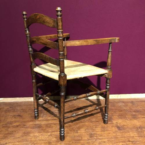 19th Century Country Chair image-6