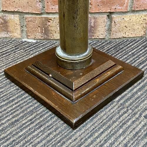 Antique Brass Water Pump image-3