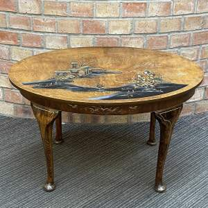 Early 20th Century Chinoiserie Coffee Table