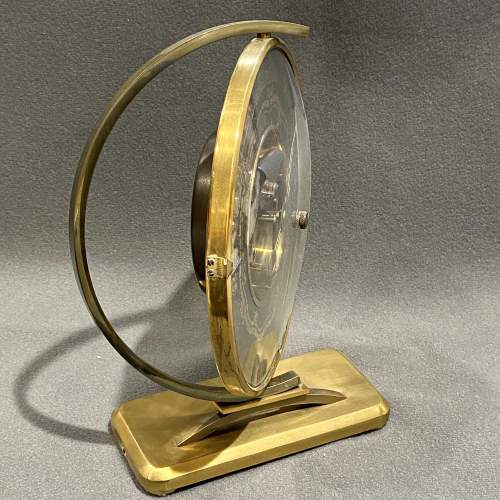 Rare Swivel Base Barometer by Lufft of Germany image-3