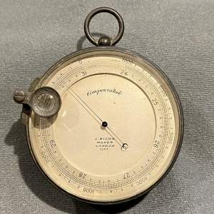 Early 20th Century Surveyors Altimeter/Barometer