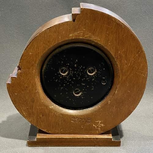 Art Deco Short and Mason Barometer image-6