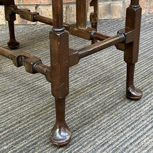 Edwardian Mahogany Sutherland Table image-5