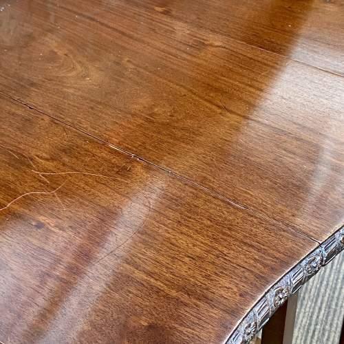 Edwardian Mahogany Sutherland Table image-6