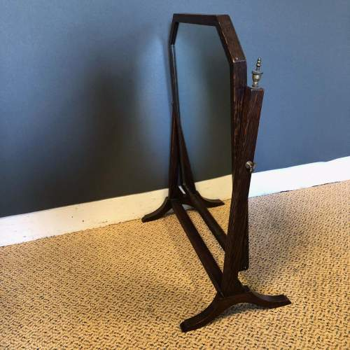 1920s Dressing Table Tilting Dressing Mirror image-3