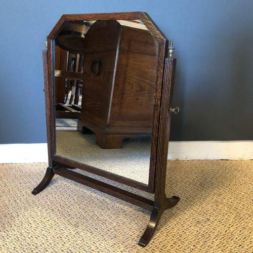1920s Dressing Table Tilting Dressing Mirror image-2
