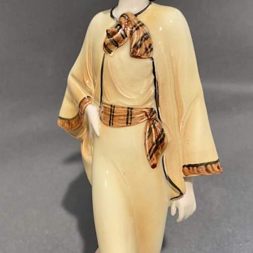 1930s Art Deco Figure by Katzhutte image-3