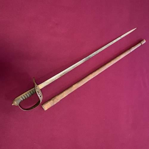 Victorian British Officers Sword image-1