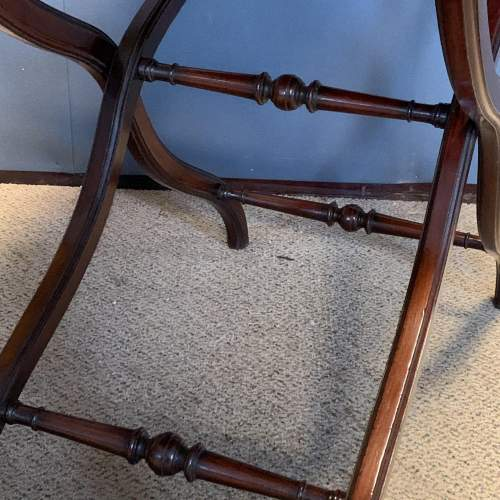 19th Century Mahogany Coaching Table image-5