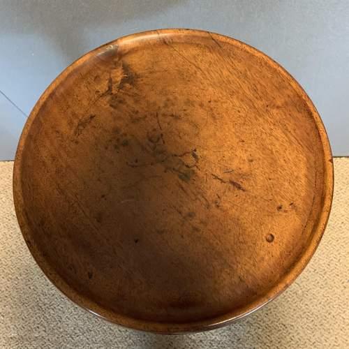 18th Century Dish Top Tripod Wine Table image-4