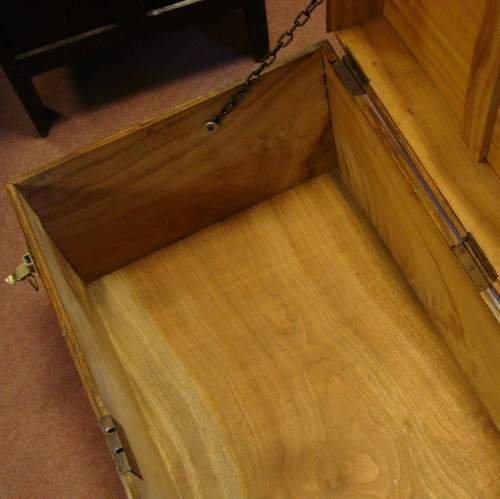 Camphor Wood Campaign Chest image-5