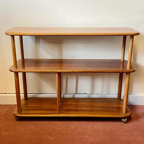 Vintage Ercol Trolley Bookcase image-2