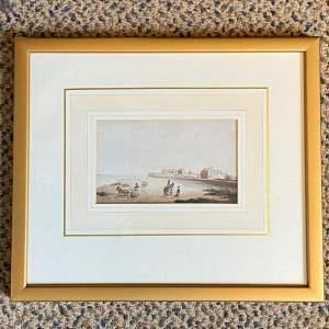 20th Century Fine Coastal Watercolour