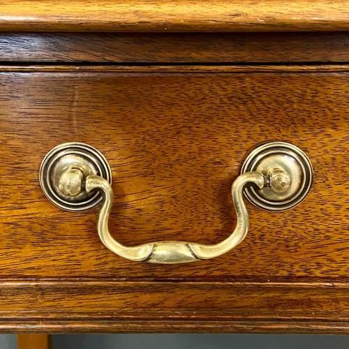 Late 19th Century Walnut Ladys Writing Desk image-5