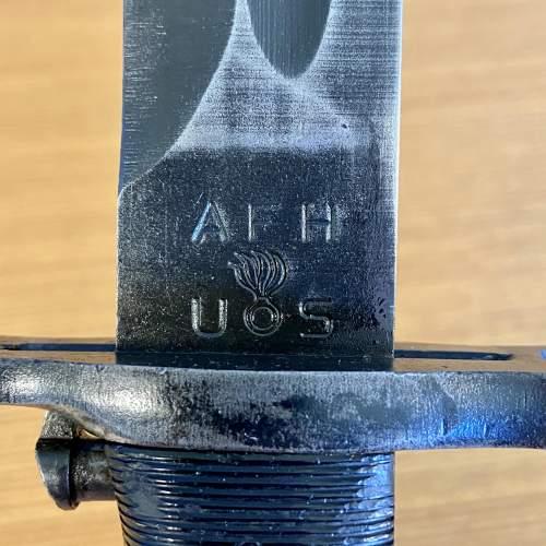 U.S. M1 Bayonet Fork and Hoe image-5