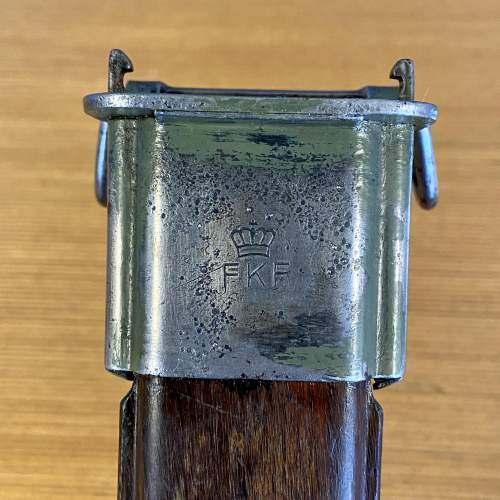 U.S. M1 Bayonet Fork and Hoe image-6