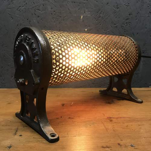 Early Heater by GEC Converted into Unique Lamp image-1