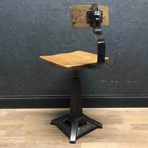 Great Singer Machinists Chair image-5