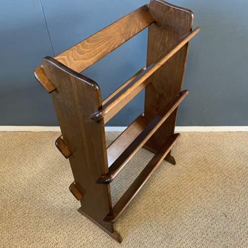 Oak Ecclesiastical Bookstand image-3