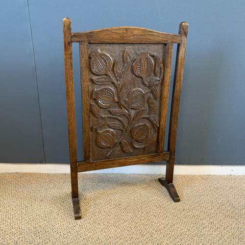 Arts and Crafts 20th Century Fire Screen image-1