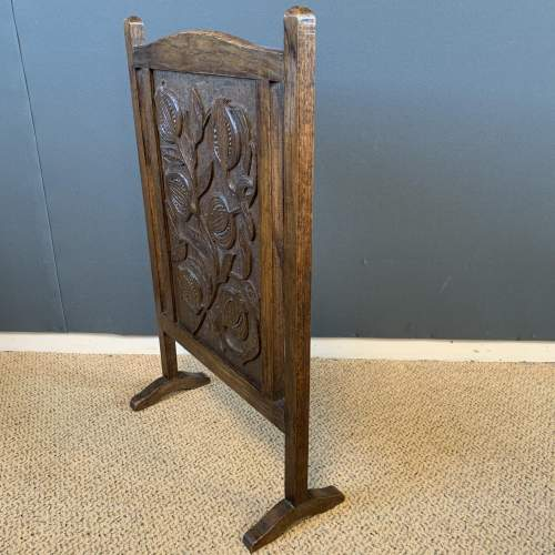 Arts and Crafts 20th Century Fire Screen image-2
