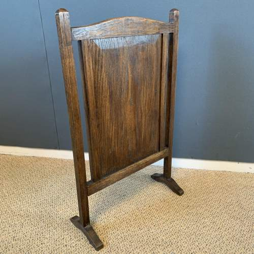 Arts and Crafts 20th Century Fire Screen image-3