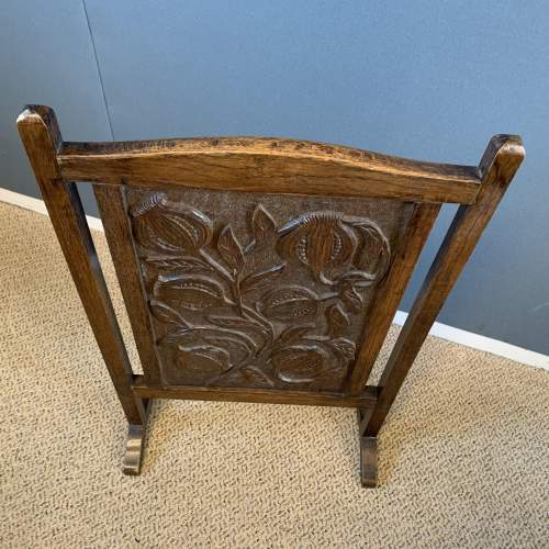 Arts and Crafts 20th Century Fire Screen image-4