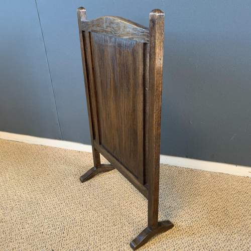 Arts and Crafts 20th Century Fire Screen image-5