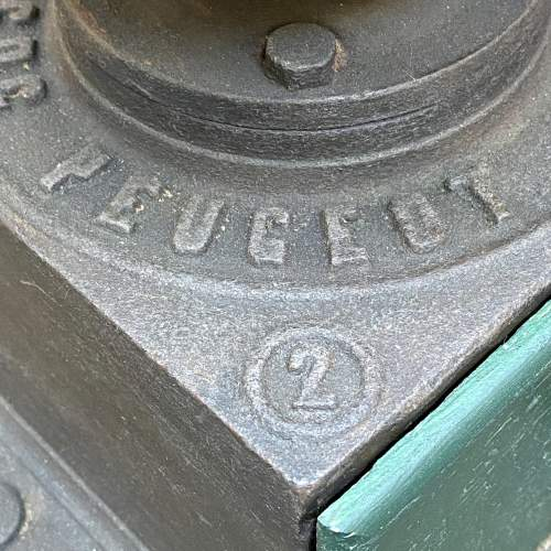 Vintage Peugeot No 2 Coffee Mill image-5