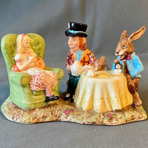 Beswick The Mad Hatters Tea Party image-1