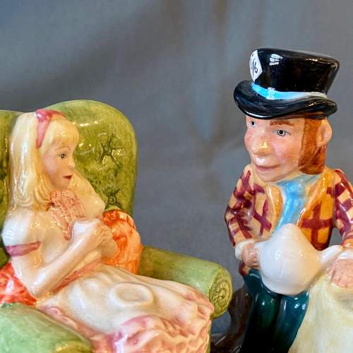 Beswick The Mad Hatters Tea Party image-3