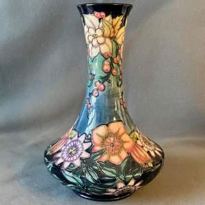 Moorcroft Carousel Vase
