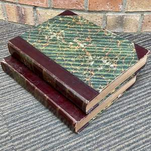 An English and Italian Dictionary - Two Volumes by Joseph Baretti