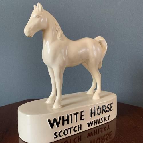 Kelsboro Ware White Horse Scotch Whisky Figurine image-4