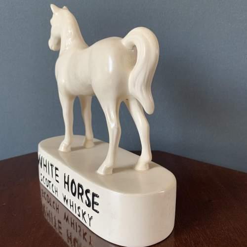 Kelsboro Ware White Horse Scotch Whisky Figurine image-5