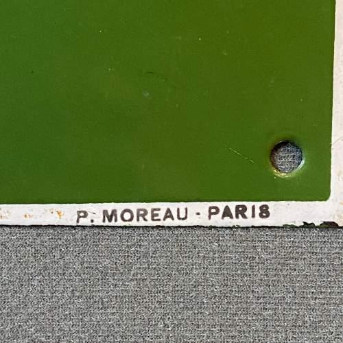 La Mutuelle De Limoges Enamel Sign image-3